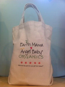 Eart Mama Angel Baby Tote